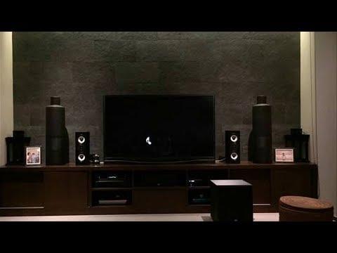 Onkyo THX Certified 7.1-Channel Surround Sound Speaker System Black (HT-S9800THX) Review