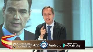 Carlos Cuesta: Sánchez ordena prepararse para un adelanto electoral, mientras sigue pagando deudas