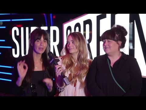 The Cast Of Hollyoaks Beat Our Superscreen Trampoline Challenge | Cineworld Cinemas