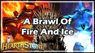 A Brawl Of Fire And Ice - Tavern Brawl #163 - Hearthstone