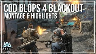 CoD Black Ops 4 Blackout Montage