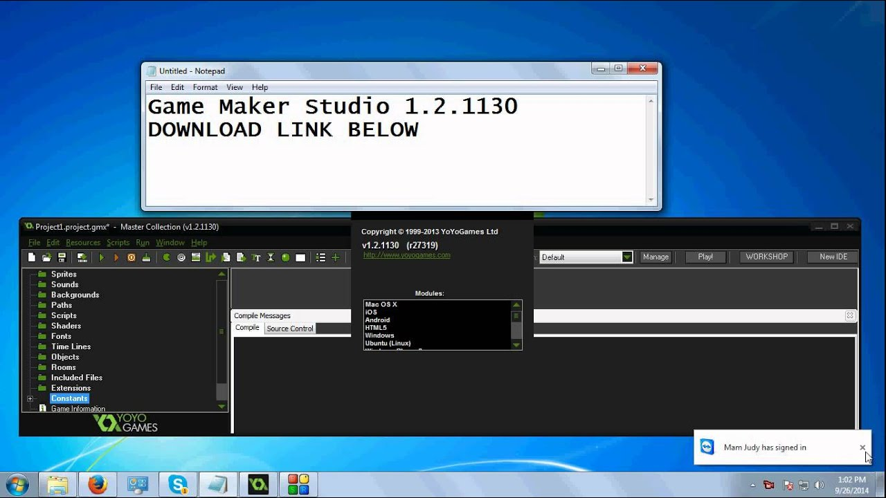 GameMaker Studio Ultimate 2 Free Download - PC Wonderland