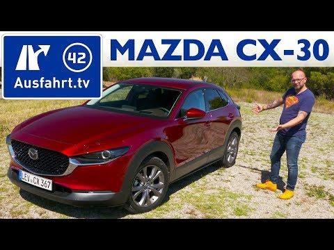 2019 Mazda CX-30 SKYACTIV-G 2.0 M Hybrid FWD - Kaufberatung, Test deutsch, Review, Fahrbericht
