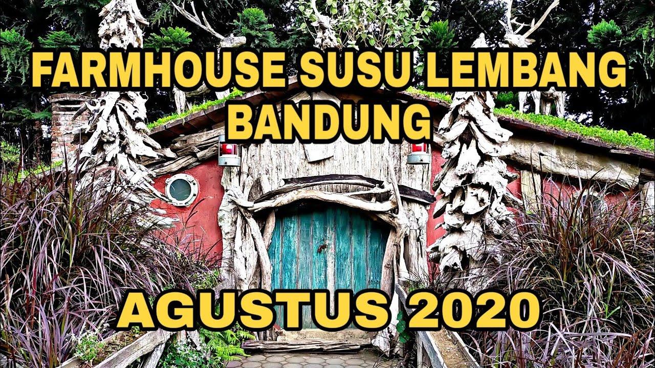 Farmhouse Susu Lembang Wisata Bandung Youtube