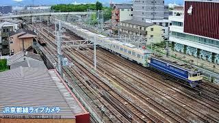 【録画】(2021/07/16) 9866レ東京メトロ17000系 甲種輸送