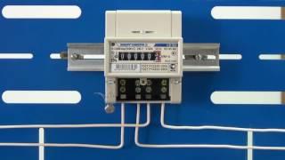 Установка и подключение однофазного однотарифного счетчика электроэнергии(, 2017-07-05T13:31:29.000Z)
