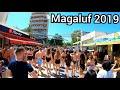 ⁴ᴷ Magaluf walking tour, Mallorca (Nightlife town) Spain 2019