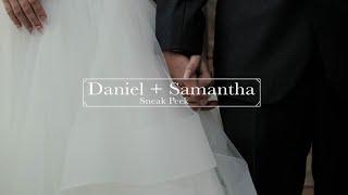 Daniel + Samantha // Sneak Peek