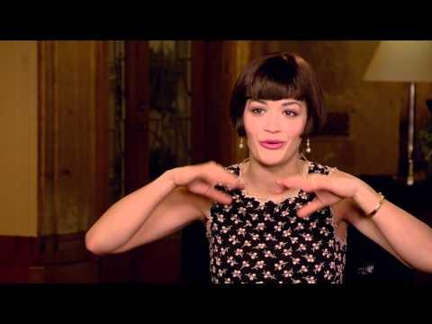 Fifty Shades of Grey Featurette - Rita Ora - YouTube