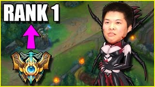 VERY SATISFYING ELISE GAME? - Challenger to RANK 1 - Ep. 4 | League of Legends