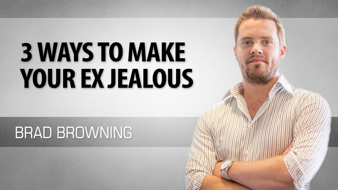 Subtle signs of jealousy in a man