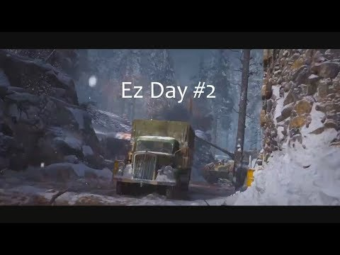 Montage Sniper / Call Of Duty WW2 / Ez Day #2 / 5pe Team
