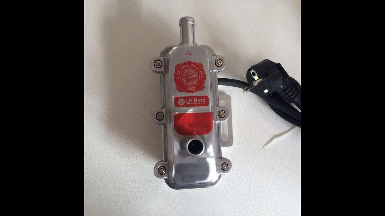 Схема установки подогревателя двигателя 220в фото 772