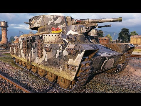 O-Ho - HEGASM - World of Tanks Gameplay thumbnail