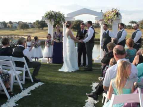 Joey & Karly's Wedding - Reunion Resort