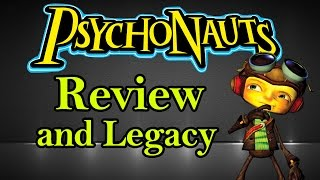 Psychonauts Review and Legacy