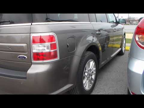 Car Shopping: 2014 Ford Flex SEL