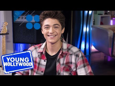 Asher Angel Answers Fan Questions About One Thought Away, Wiz Khalifa, & Annie LeBlanc