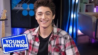 Asher Angel Answers Fan Questions About One Thought Away Wiz Khalifa &amp Annie LeBlanc