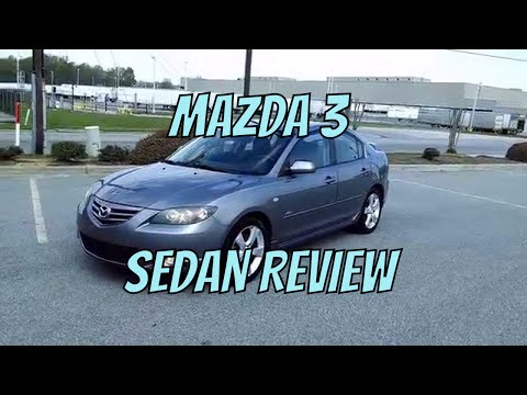 2004 Mazda 3 Sedan  Review