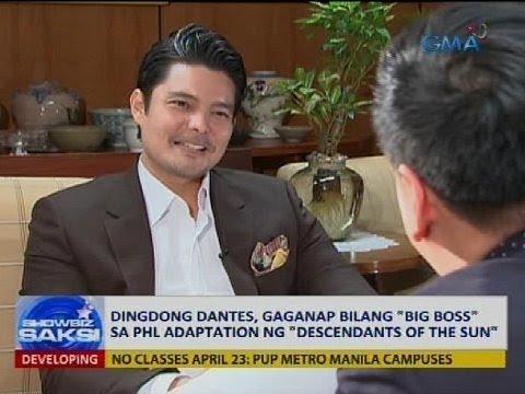 Saksi: Dingdong Dantes, gaganap bilang Big Boss sa Phl ...