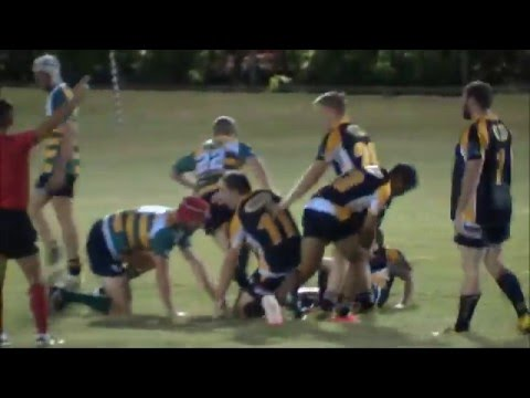 2015 Cattlemans Cup  Darling Downs v Central QLD (Rockhampton)