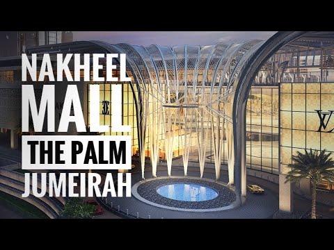 New Dubai Mall: Nakheel Mall, The Palm Jumeirah! Wow | Mohz Khan | UAE