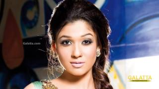Nayan begins her suspense thriller in London