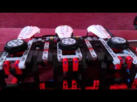 Мастерская Lego роботы Mindstorm (игра)