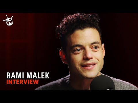 Rami Malek on his Freddie Mercury transformation