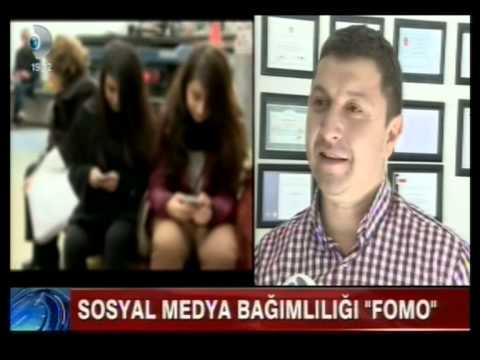 Sosyal Medya Bağımlılığı - kanal d haber timur harzadın