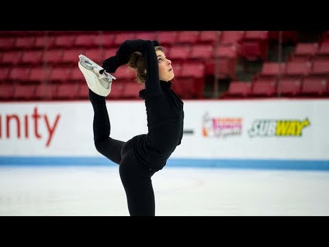 BU Figure Skating Club Combines Athleticism And Artistry