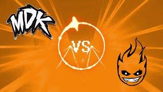 MDK VS DEX ARSON   TOURNAMENT ROUND 1