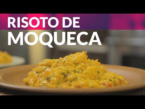 RISOTO de MOQUECA  #moqueca