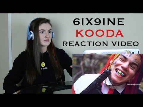 6IX9INE - KOODA (REACTION VIDEO)