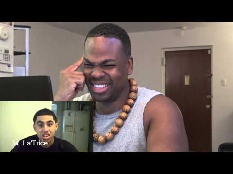 Top 60 Ghetto Black Names REACTION!!!