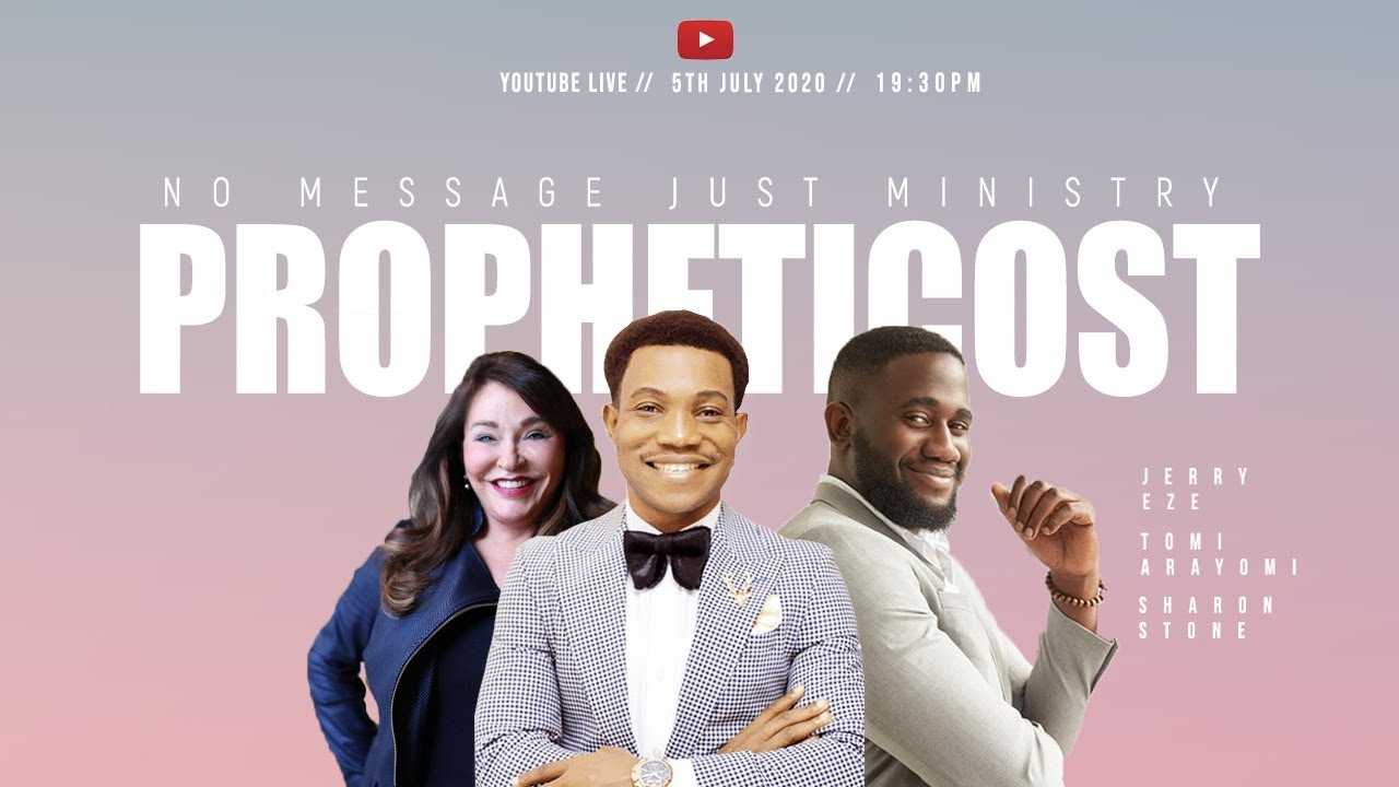 The RIG | PROPHETICOST | Pioneers Church Tomi, Jerry Eze & Dr Sharon Stone (Worship by Matt Coss)
