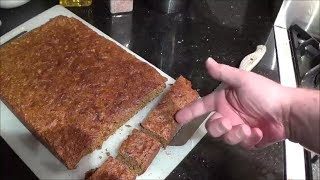 Whole Wheat-bran Squares