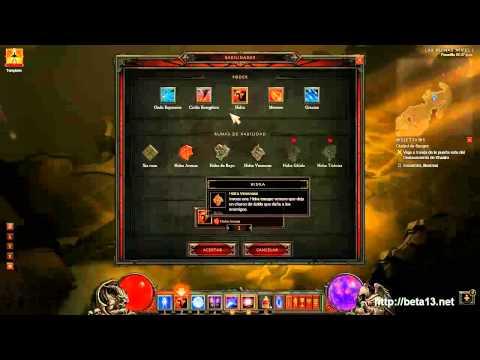 Diablo III - guia para build de battlemage (español)