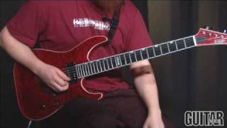 Betcha Can't Play This with Psycroptic's Joe Haley