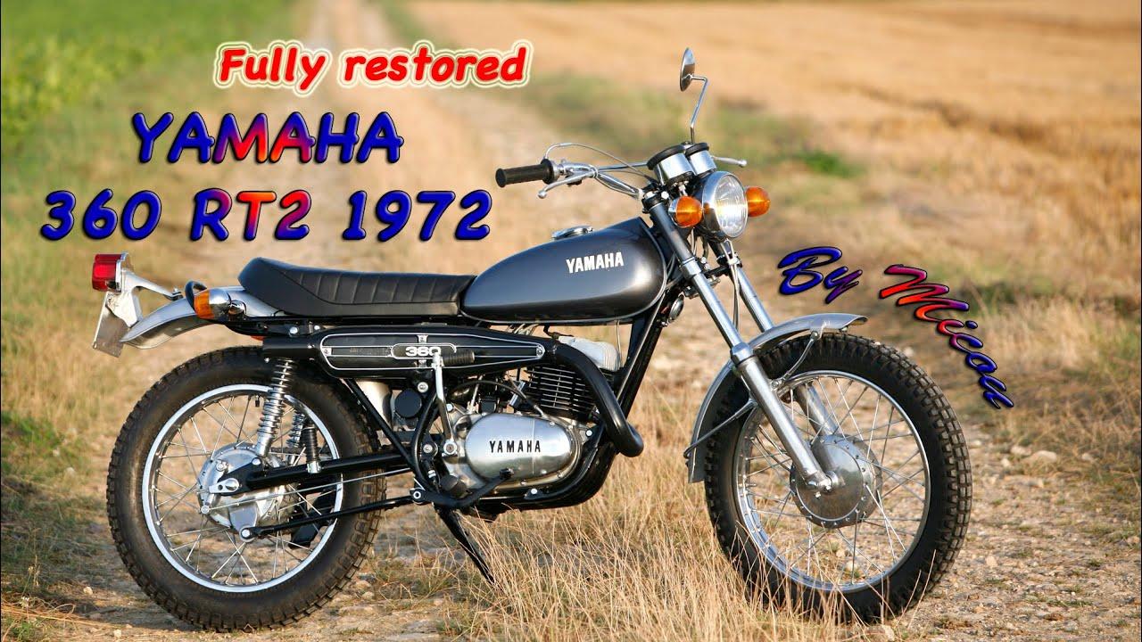 1972 yamaha 360 enduro motorcycle hobbiesxstyle for Yamaha 360 enduro