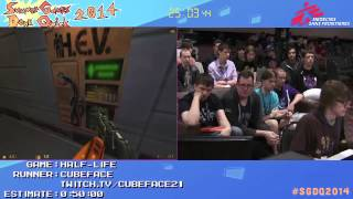 Summer Games Done Quick 2014 - Part 156 - Half-Life
