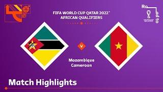 Мозамбик  0-1  Камерун видео