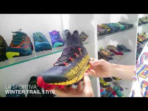 La Sportiva - Collezione Winter Trail 2017/18 #ISPO2017