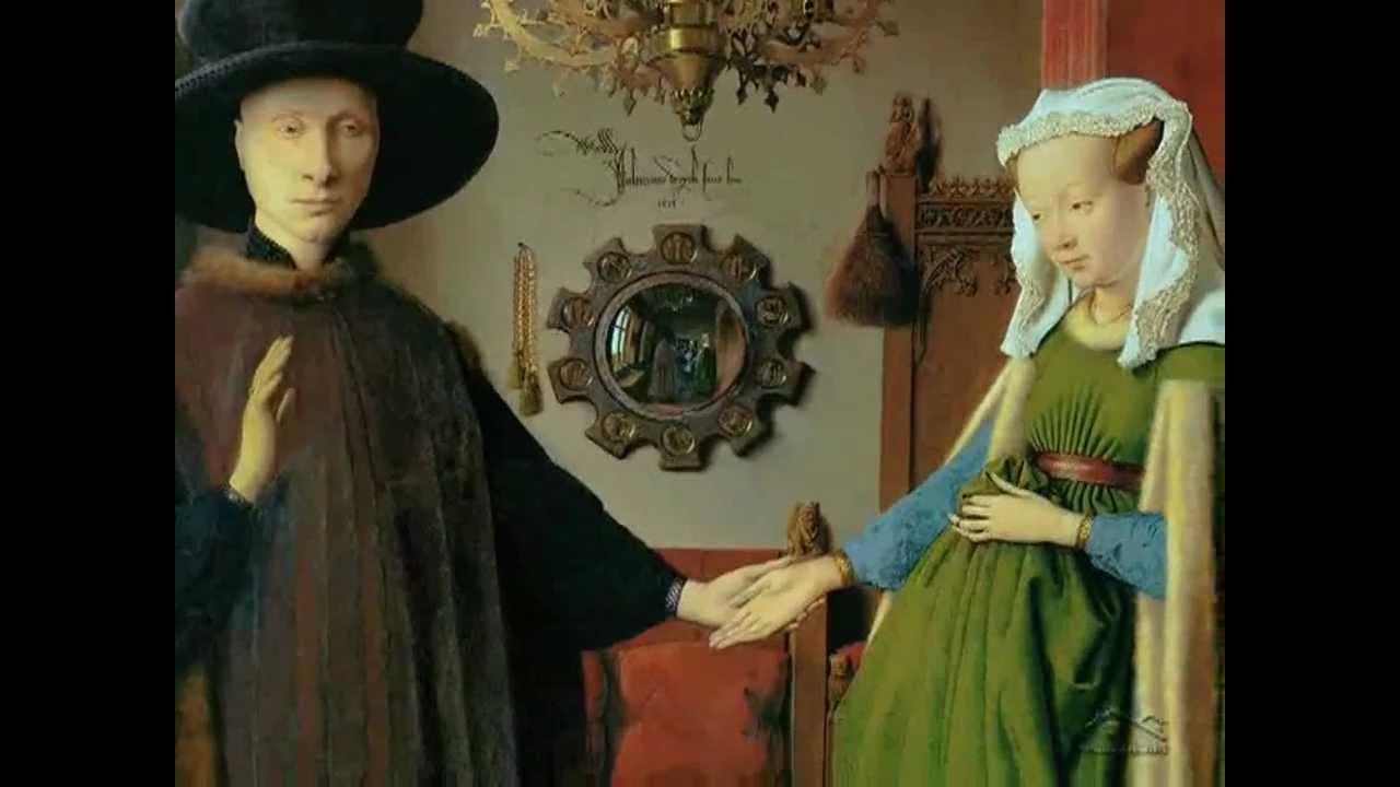 Comentario el matrimonio arnolfini jan van eyck youtube - Cuadros para habitacion de matrimonio ...