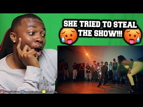 WAIT A MINUTE!!! Neighbors Know My Name - Aliya Janell Choreography- REACTION