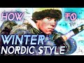 How To Winter NORDIC STYLE in 9 Movies or Stories