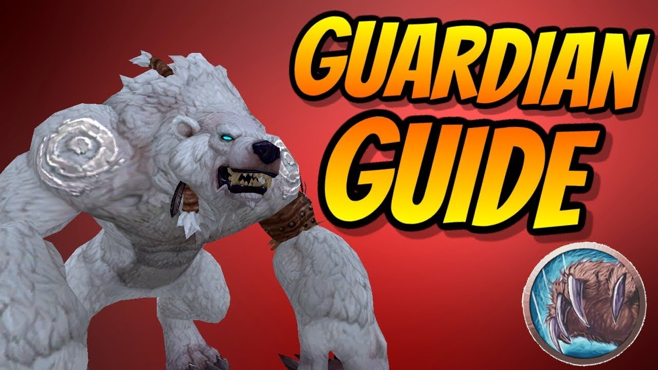 Guardian Druid Tank PvE Guide 8 0 1 | Talents & Rotation | World of  Warcraft Battle for Azeroth