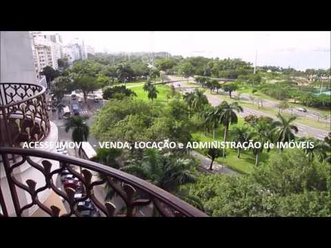 Aluguel , altissimo padrão, Edifício Biarritz, 3 quartos sendo 1 suíte, Praia do Flamengo, 1 vaga