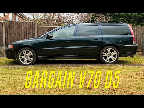 I Swapped The £300 Ford Fusion + £250 For This Volvo V70 D5